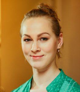 Anneli Belkin Füsioterapeut